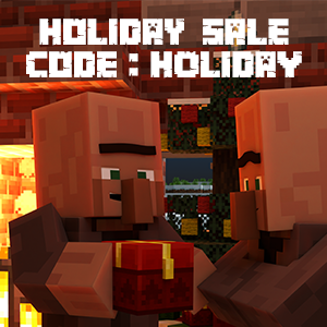Holiday 25% OFF Sale