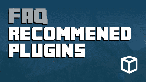 Recommended Minecraft Server Plugins