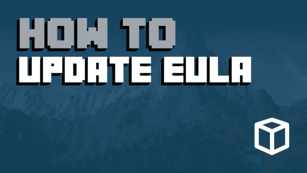 How To Update Your EULA.txt file for 1.7.10