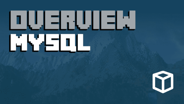 How To Add a MySQL Database To Your Minecraft Server