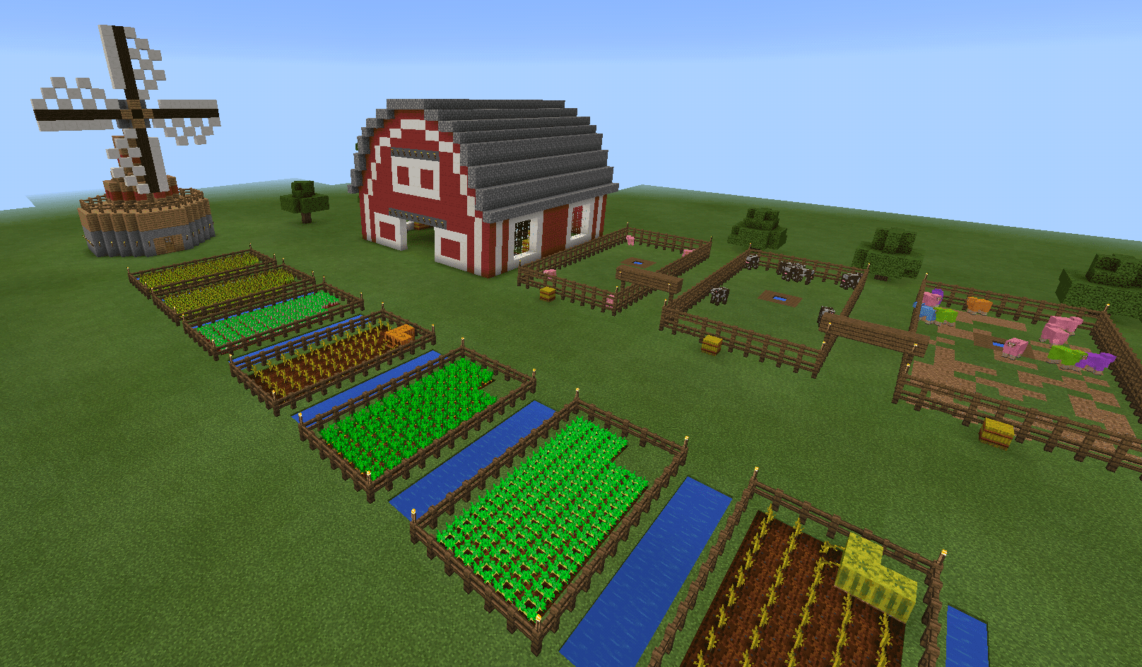 Farming In Minecraft Apex Minecraft Hosting