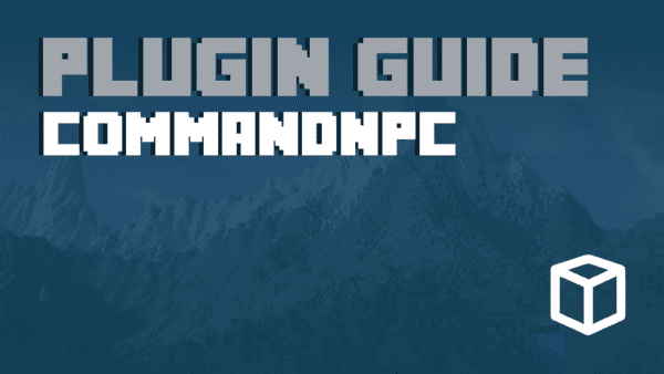Minecraft CommandNPC Plugin