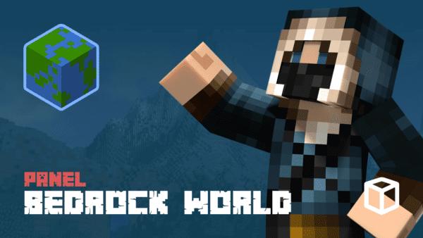 Upload a Bedrock World