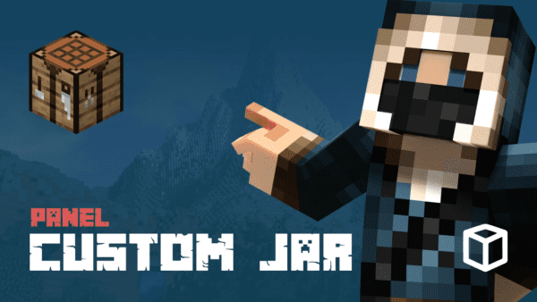 How to Upload a Custom Jar File For Minecraft