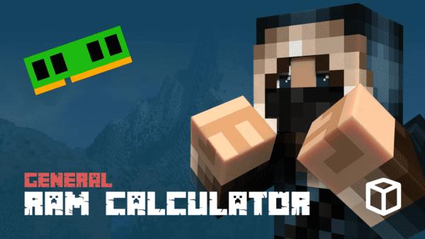 Minecraft Server RAM Calculator