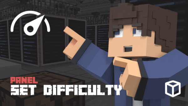 How to Set The Difficulty in a Minecraft Server