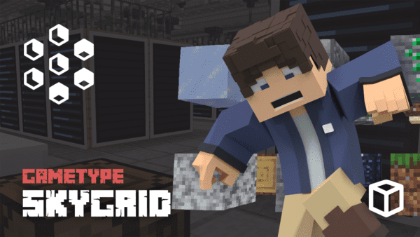 Start a Minecraft SkyGrid Server