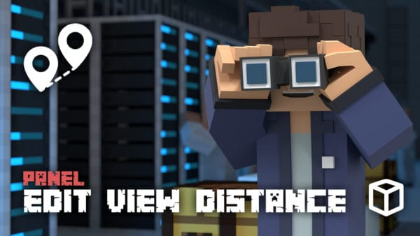 How to Change Your Minecraft Server View Distance