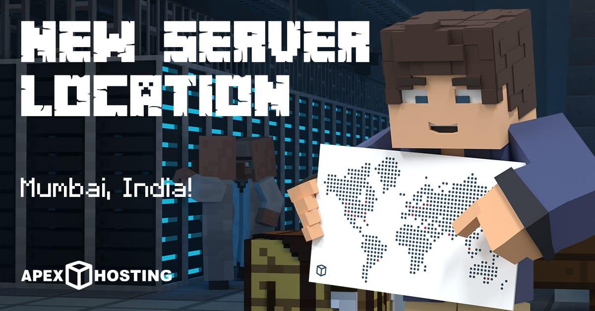 New Server Location
