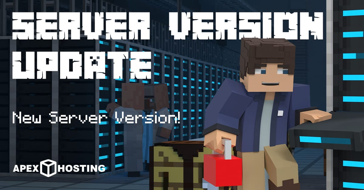 Server Version Update
