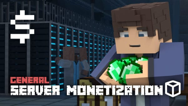 How to Make Money on your Minecraft Server