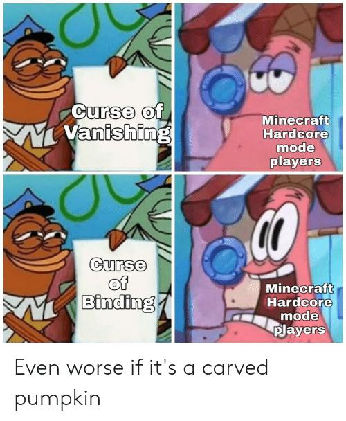 curse meme