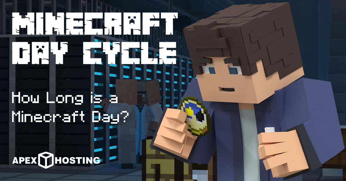 How Long is a Minecraft Day?