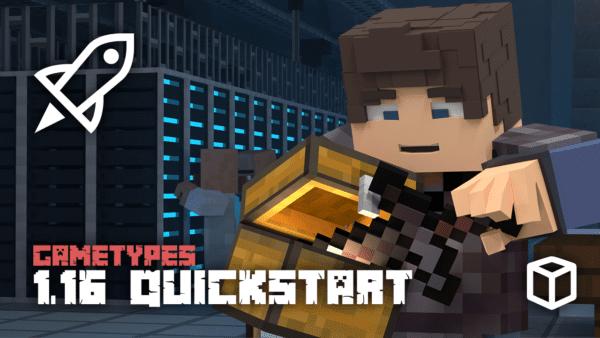1.16 Quickstart
