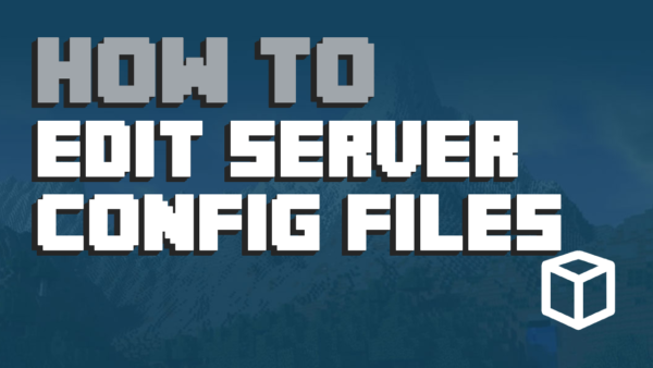 How To Edit Server Config Files