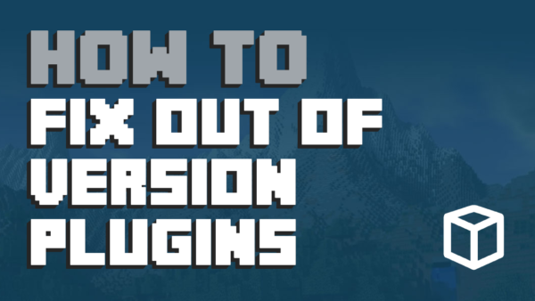 How to fix out of version plugins errors