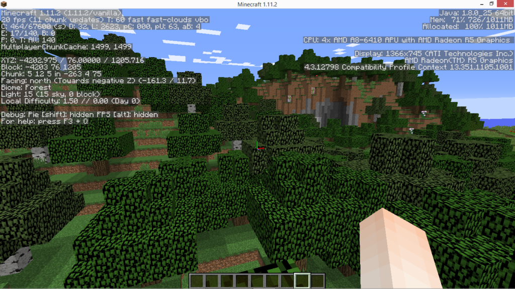 Forest Biome