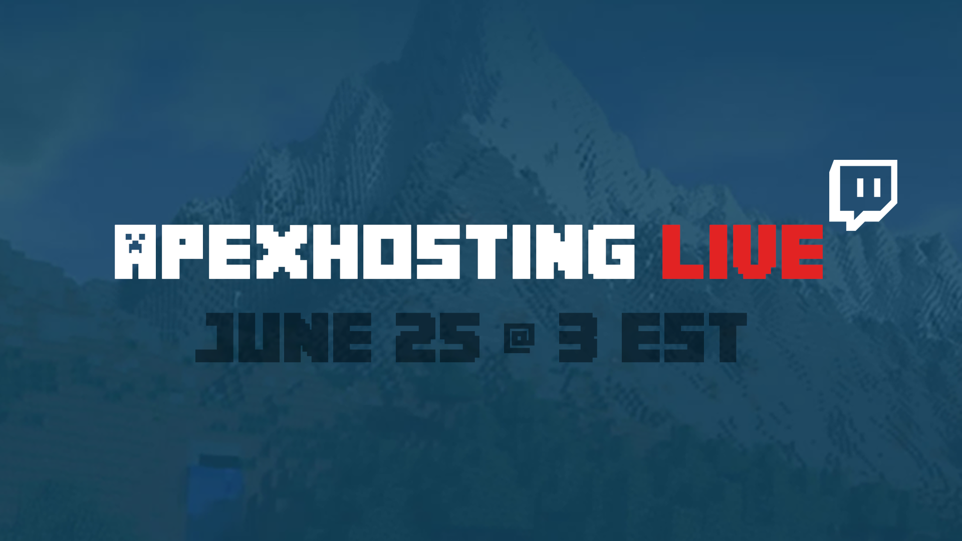 Apex LIVE: June 25th at Hypixel
