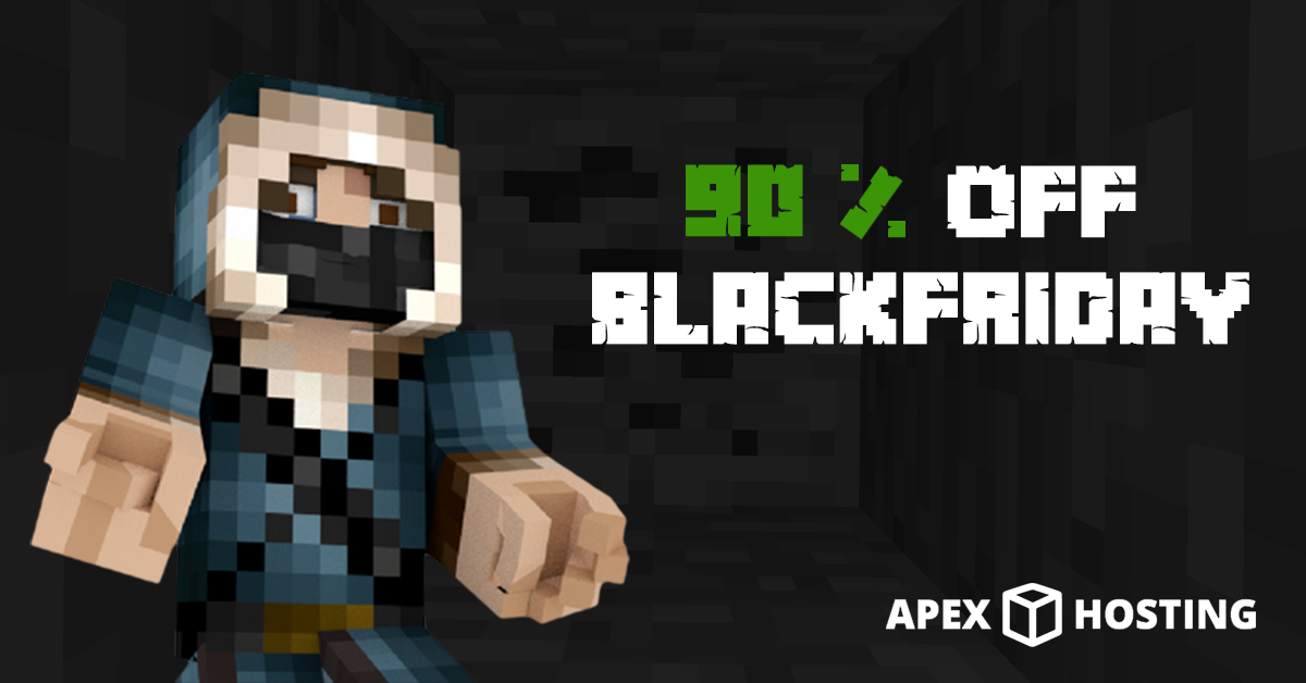 90% Off Minecraft Server