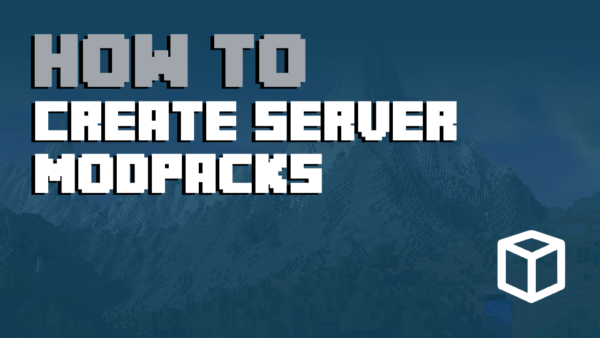Converting Client Modpack Versions To Server Version