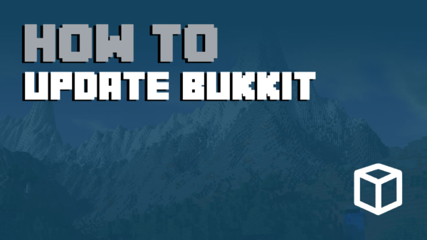 How to Update Bukkit with Multicraft