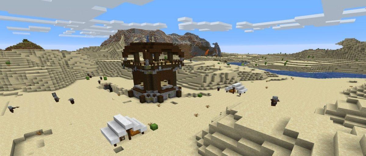 Minecraft Update: 1.14.3 Pre-Release 1