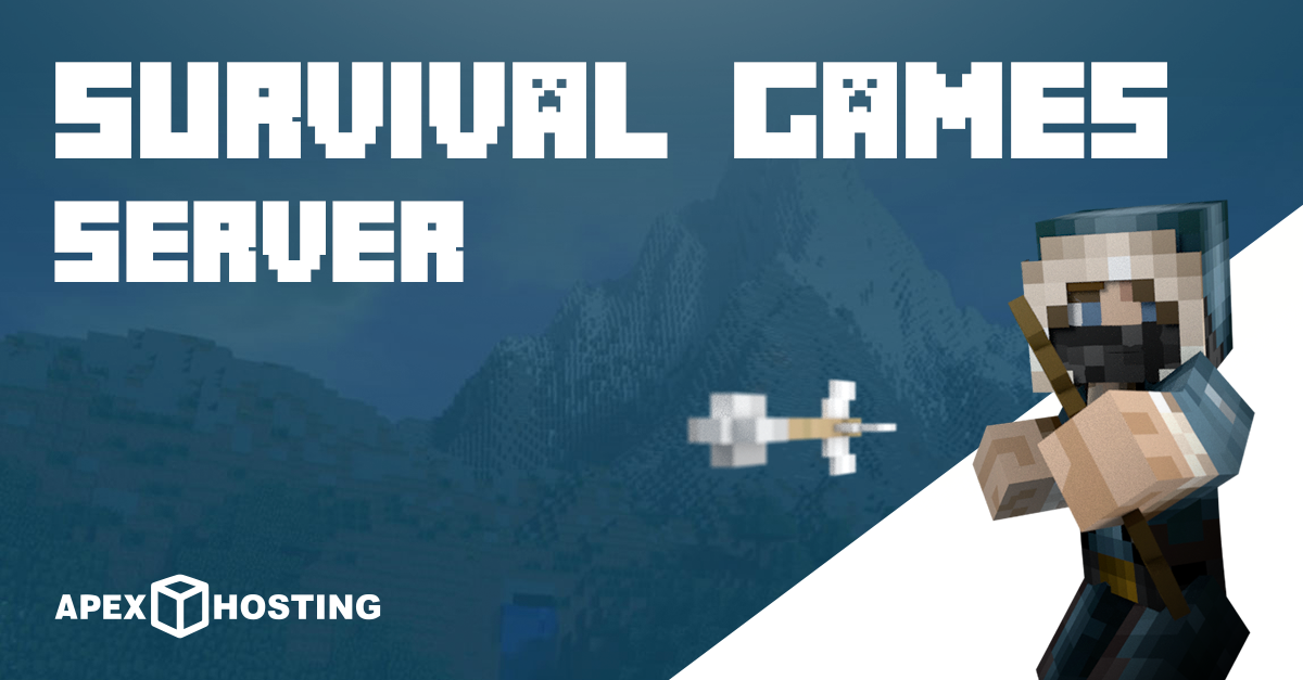 Survival Games Gametype Available Now