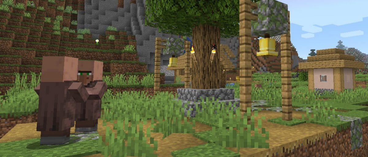 Minecraft Update: Version 1.14.3