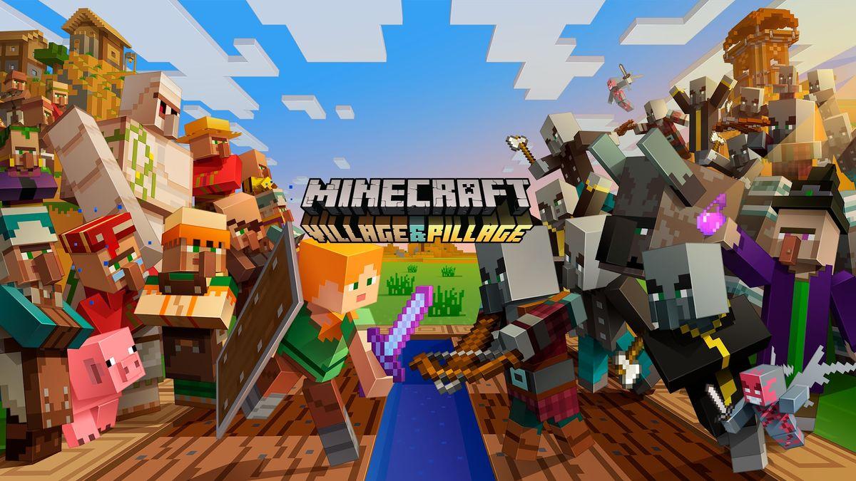 Minecraft Update: Version 1.14.4 Pre-Release 6