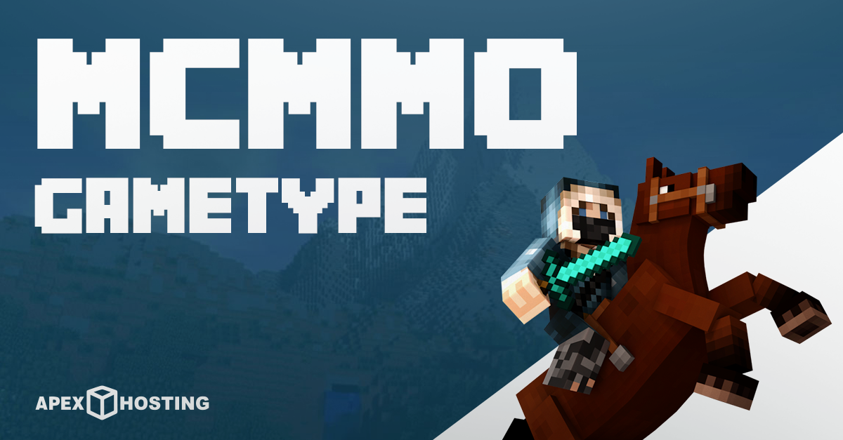 MCMMO Gametype Available Now