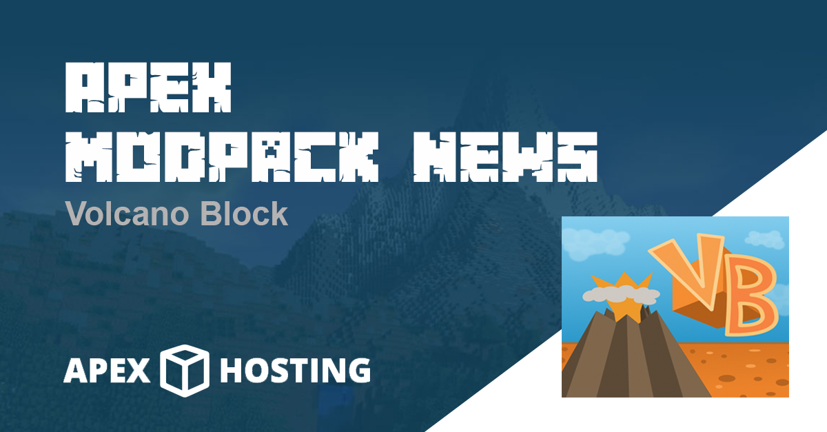 Volcano Block Available Now