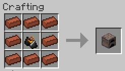 furnace crafting recipe