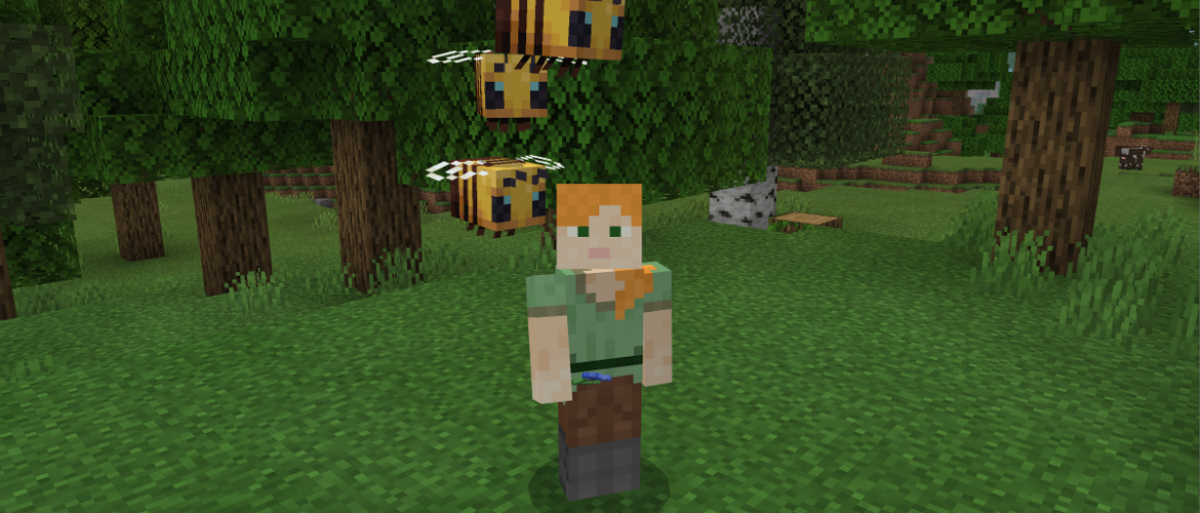 Bees Now Available In Bedrock Beta!