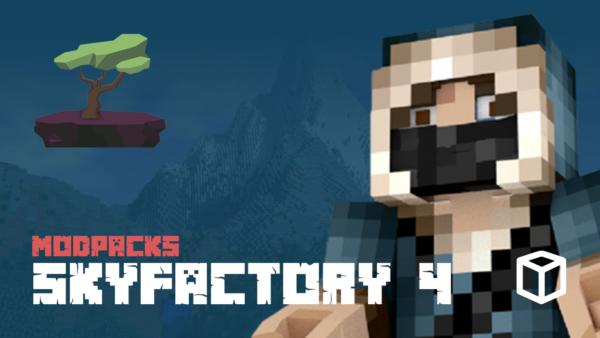 Sky Factory 4 Server
