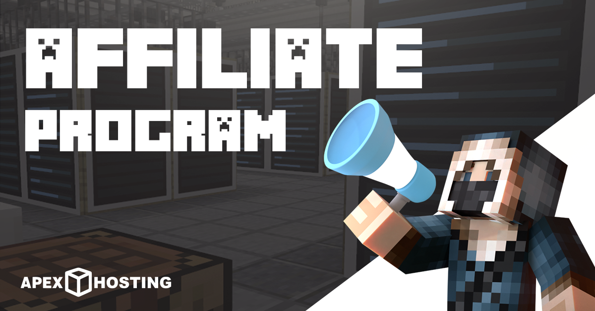 Minecraft Affiliate Program
