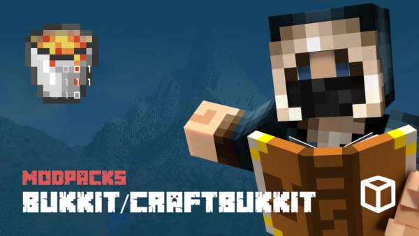 Bukkit & Craftbukkit Server
