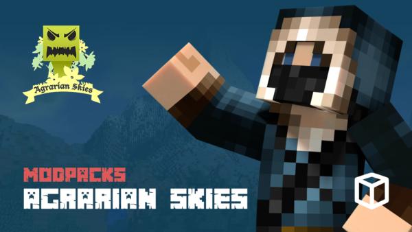 Agrarian Skies Server