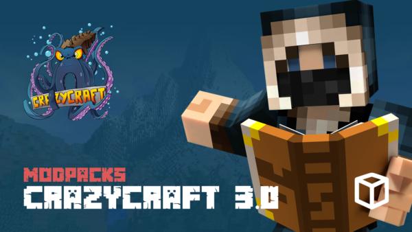 Start Your CrazyCraft Server