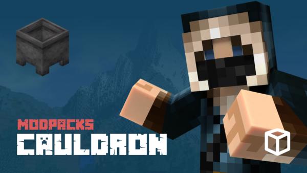 Start a Minecraft Cauldron Server