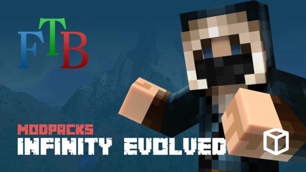 FTB Infinity Evolved Server