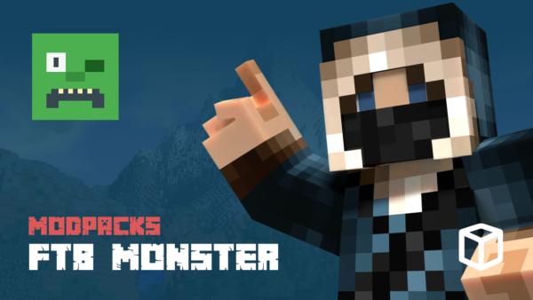 FTB Monster Server