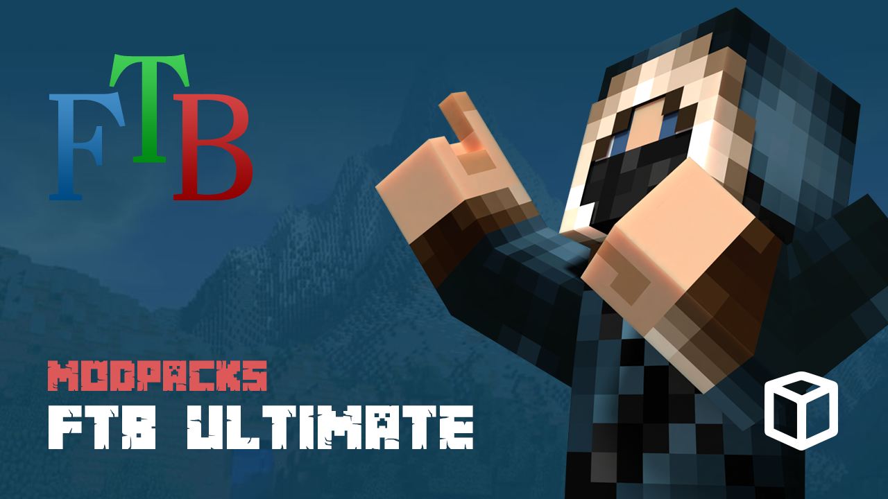 FTB Ultimate Server Hosting - Apex Minecraft Hosting