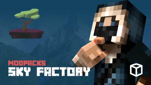 Sky Factory 2 Server