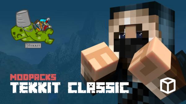 Tekkit Classic Server
