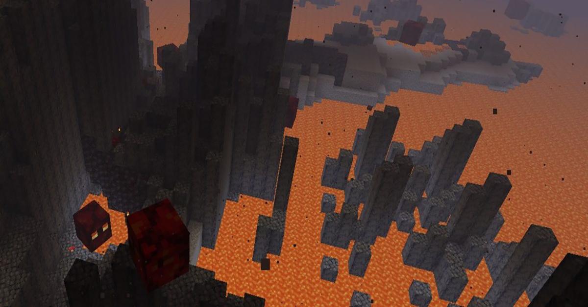 Minecraft 20w15a