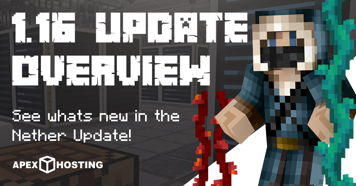 1.16 Update Overview