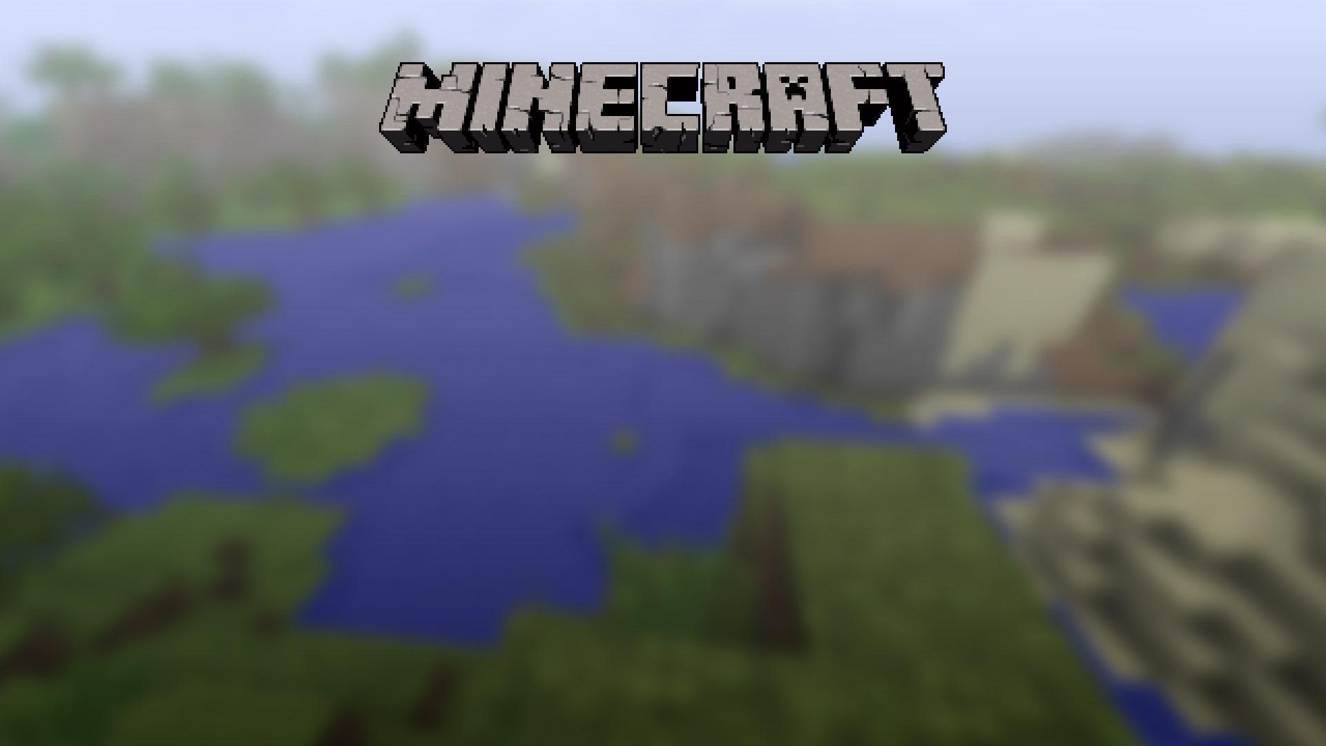 minecraft title
