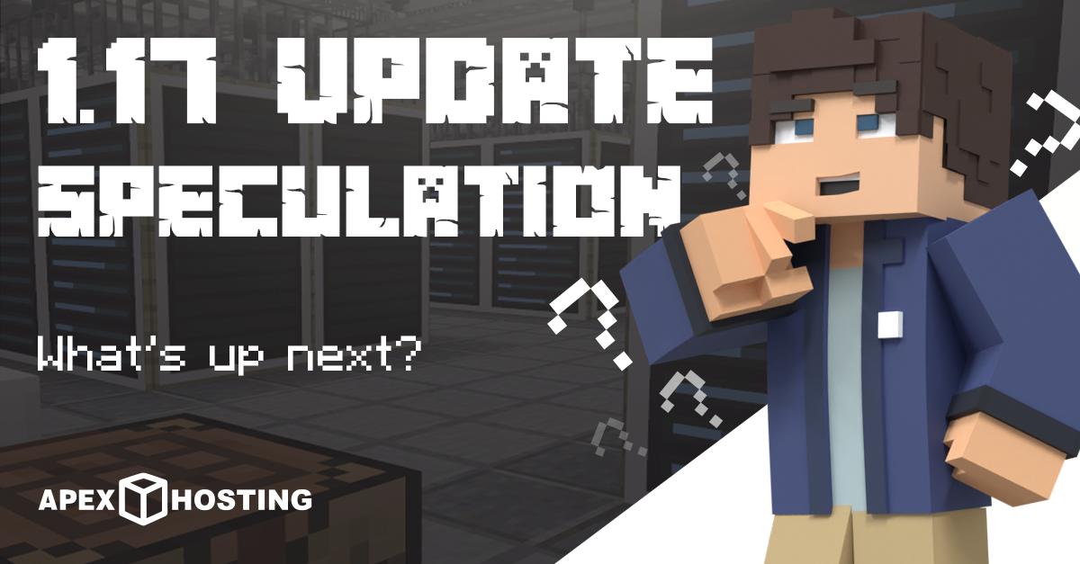 Minecraft 1.17 Update Speculation