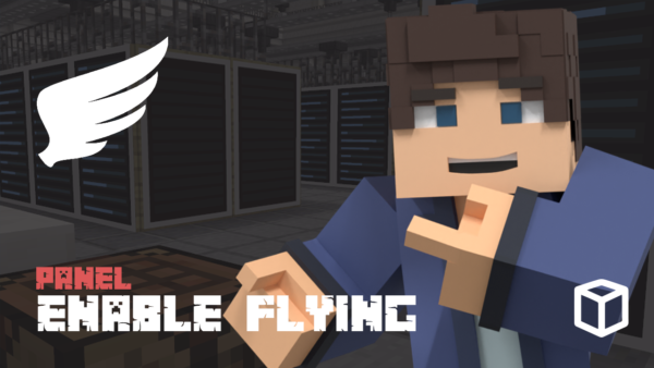 How To Enable Flying On A Minecraft Server
