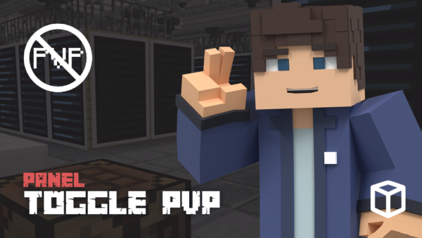 How to toggle PVP on a Minecraft server